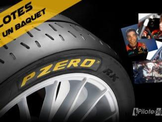 Quatre top pilotes dans la short list de Pirelli