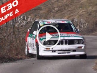 Rallye Best Of BMW M3 E30