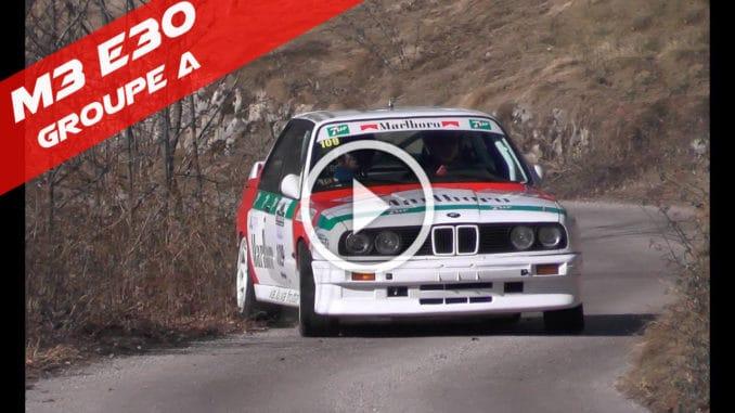 Rallye Best Of BMW M3 E30