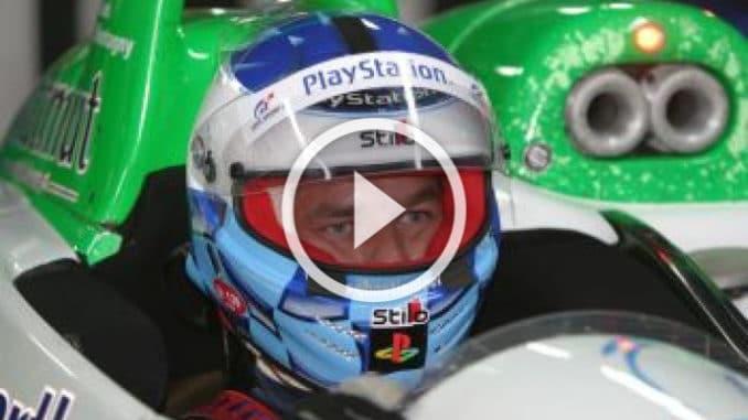 Sébastien Loeb au 24 Heures du Mans 2005
