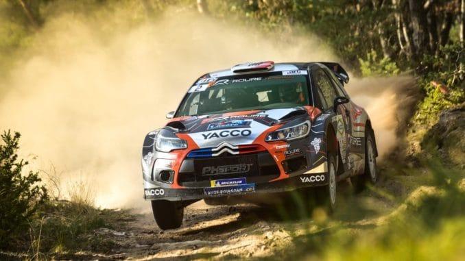 Liste des engagés Rallye Terre de Lozère 2020