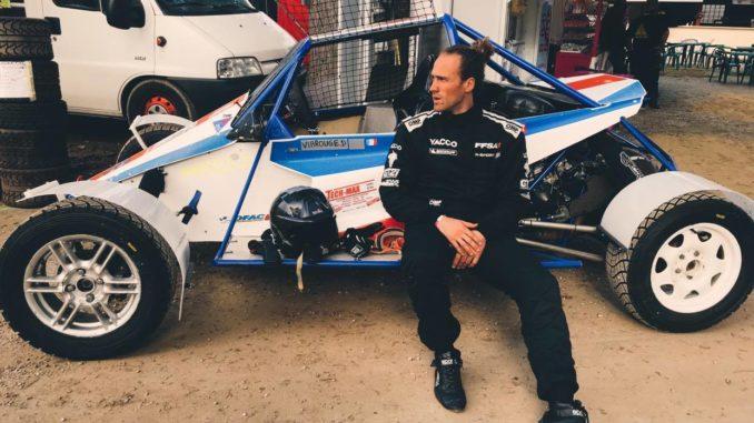David Viarouge se tourne vers l'Autocross.