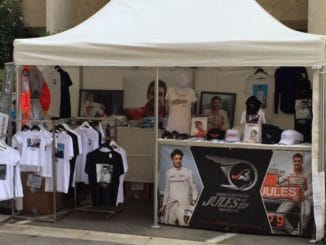 Cambriolage d'une boutique de l'association Jules Bianchi