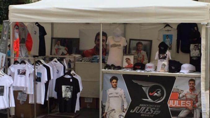 Cambriolage d'une boutique de l'association Jules Bianchi