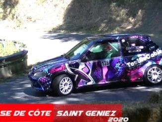 Course de Côte de Saint-Geniez d'Olt 2020