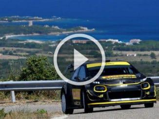 De l'asphalte pour le trio Mikkelsen, Pirelli et la C3 WRC