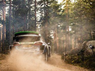 JWRC, M-Sport à RallyLegend, ordre de départ