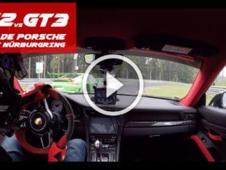 Le roi du ring en Porsche GT3 de série