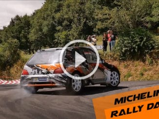 Michelin Rally Days Rodez 2020