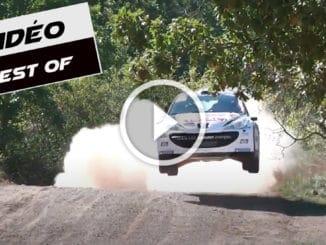 Vidéo best of S2000 en rallye