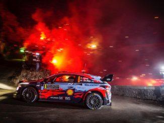 présentation Rallye Monte-Carlo 2021