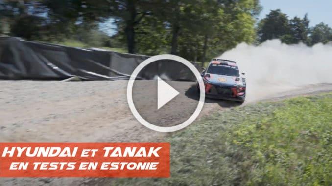 Hyundai en test en Estonie