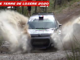 Rallye Terre de Lozère 2020 – Jour 2