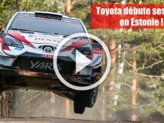 Toyota déjà en test en Estonie