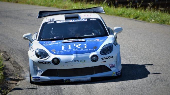 Engagés Rallye Coeur de France 2020
