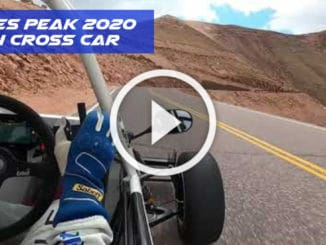Pikes Peak 2020 en Cross Car