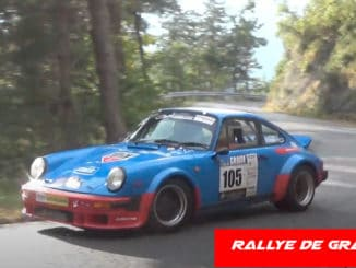 Rallye de Grasse VHC 2020