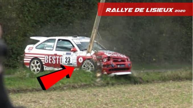 Rallye de Lisieux 2020