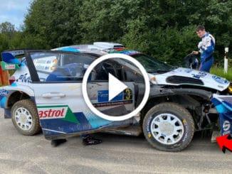 Shakedown Rallye Estonie 2020