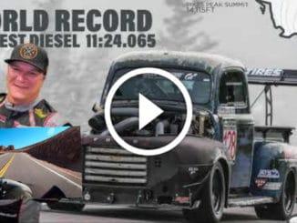 record lors de Pikes Peak 2020