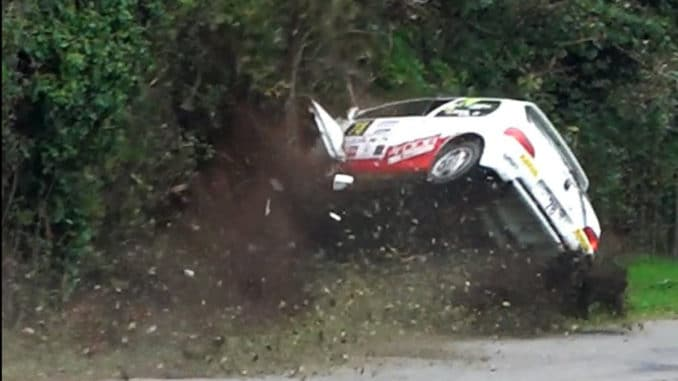 Abandons au Rallye des Côtes du Tarn 2020