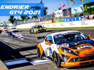 Calendrier FFSA GT 2021
