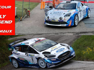 Delecour Fourmaux Rally Legend