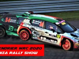 Le WRC se conclura au Monza Rally Show