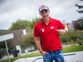 Sébastien Loeb chez BRX