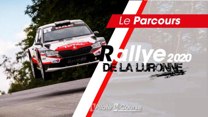 Programme et engagés Rallye de la Luronne 2020