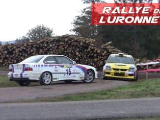 Rallye de la Luronne 2020