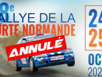 Rallye de la Porte Normande 2020