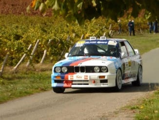 Rallye des Côtes du Tarn VHC 2020