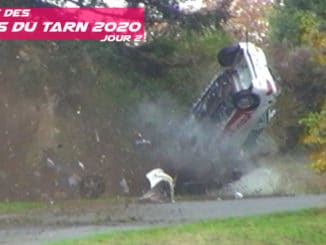 Rallye des Côtes du Tarn 2020 - Jour 2