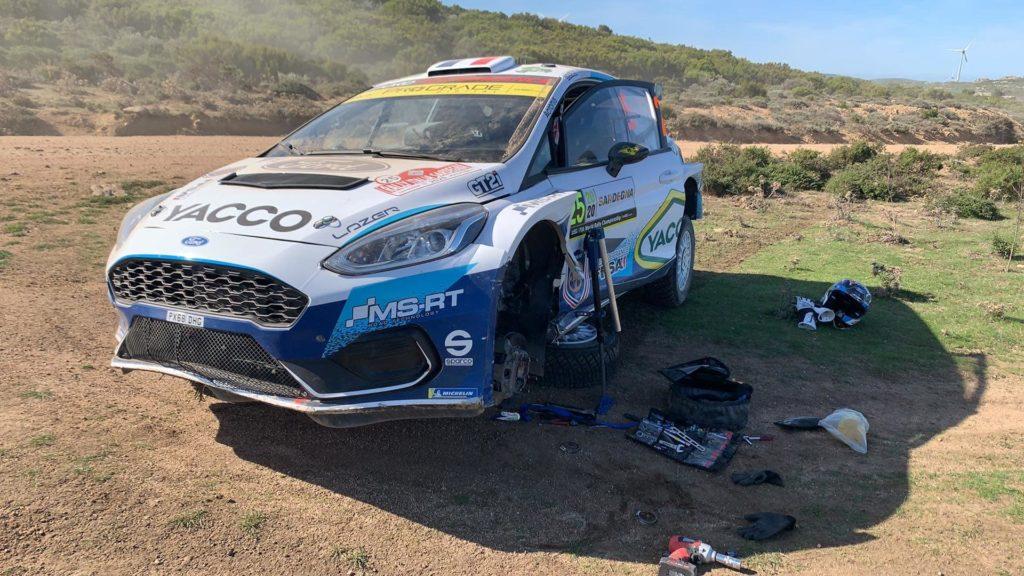 """Adrien Fourmaux : """"frustré de ne pas avoir pu décrocher notre potentielle première victoire en WRC-2"""""""
