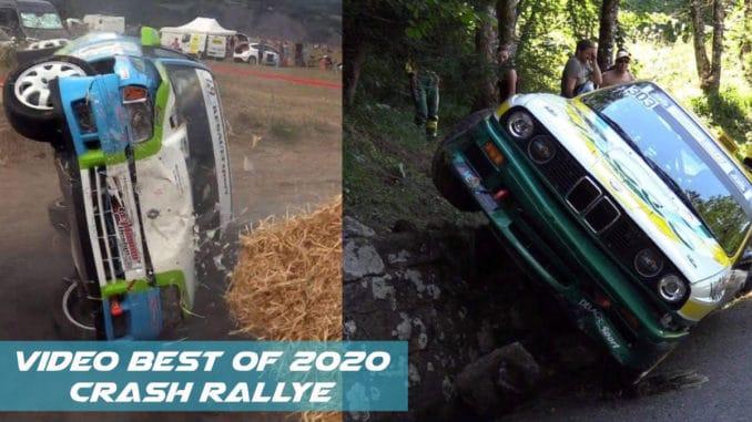 Best Of Rallye 2020 par Rallye Luminy13