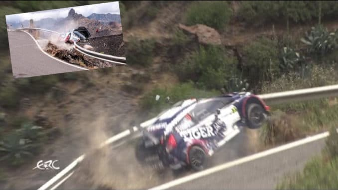 Crash Rallye des Canaris 2017