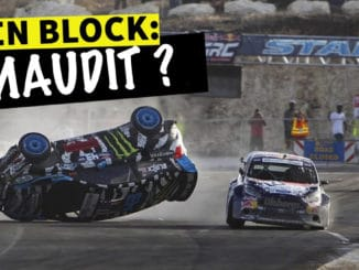 Ken Block maudit à la Barbade