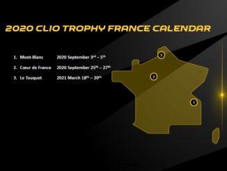 Le Clio Trophy France 2020 s'offre une finale