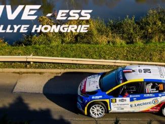 Live Rallye Hongrie 2020 - ES5