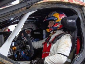 """Loeb : """"personne n'est venu gagner sur le Dakar la première année"""""""