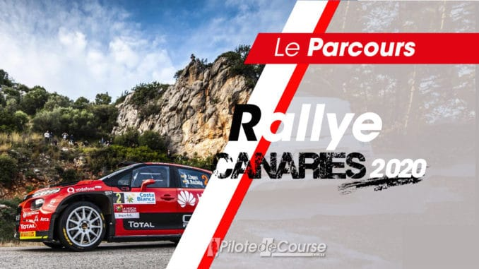 Rallyedes Iles Canaries 2020