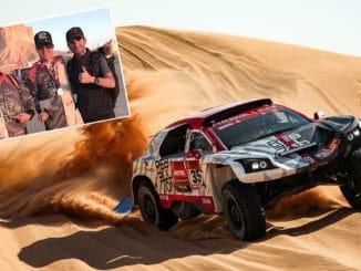 """Romain Dumas : """"Le Dakar est comme les 24 Heures du Mans…"""""""