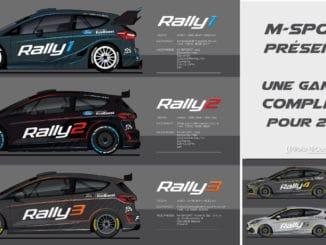 Une gamme complète de Fiesta pour M-Sport