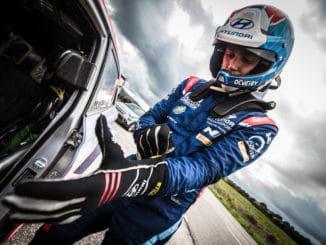 Veiby en WRC à Monza