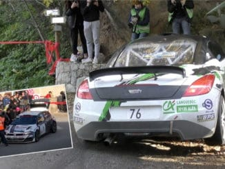 Leandri s'impose au Rallye de Balagne 2020