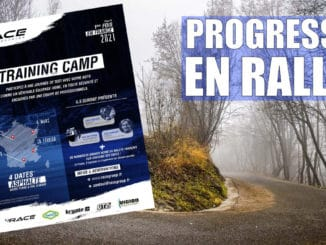 Progressez en rallye avec les Race Coaching Training Camp