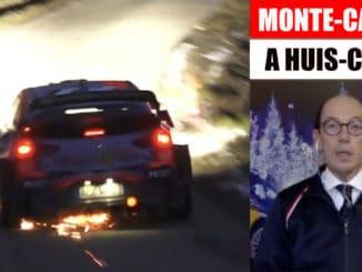 Rallye Monte-Carlo 2021 officiellement à huis-clos