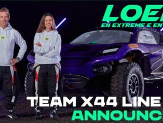 Sébastien Loeb pilotera pour Lewis Hamilton en 2021
