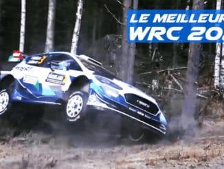 meilleurs moments du WRC 2020
